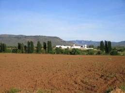 Finca de la Teja junto al Guadalimar