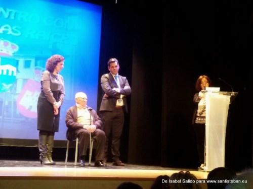 Encuentro con nuestras raíces - Homenaje a Luis Quesada