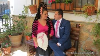 Mozas con Madroñera