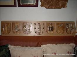 Detalles y ornamentos Cruz de Juan José Armijo - 2016
