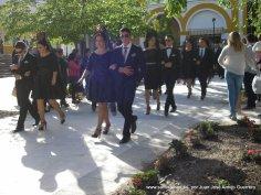 Hacia la corrida de toros, Sábado - Pascuamayo 2016
