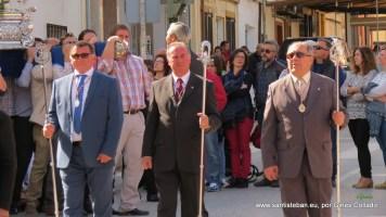 Junta directiva de la Cofradía de la Virgen del Collado
