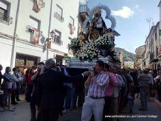 Bajada de la Virgen a la ermita