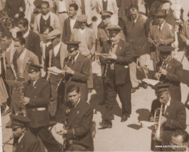 Cuadrante inferior izquierda Mulillas 1955