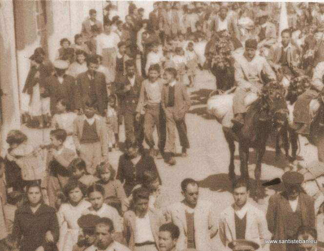 Cuadrante superior izquierda Mulillas 1955