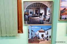 Oficios y paisajes de Juan Manuel Soriano