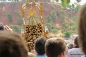 Procesión claustral en Santa María