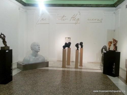 Exposición 29 Bienal Escultura jacinto Higueras