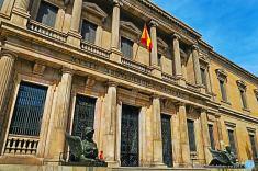 Fachada del Museo Arqueológico Nacional