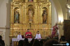 Comienzo de la fiesta de San Esteban Protomartir
