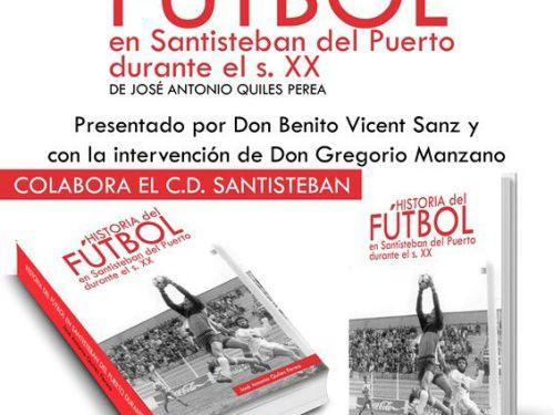 Presentación del libro Historia del Fútbol de José Antonio Quiles Perea, 2017