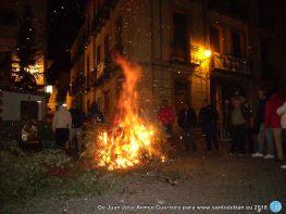 Lumbre de San Antón 2018