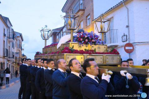 Hortelanos y Santo Entierro de Cristo Yacente - Viernes Santo 2018