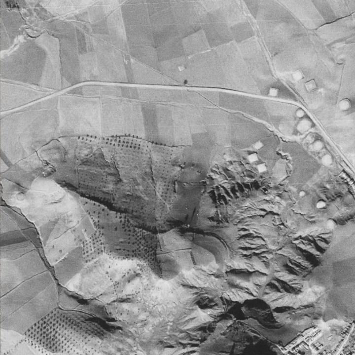 Vista Aérea 1945 - Santisteban N.O.