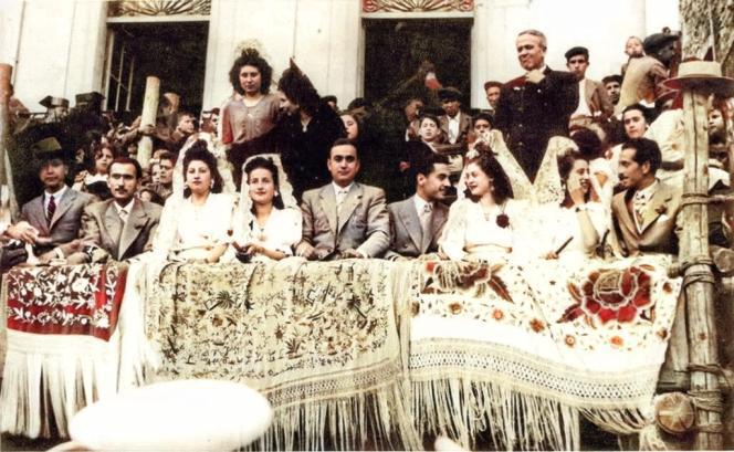 Mayordomia 1946-1947. Informante: Germán Montes y Catalina Cózar