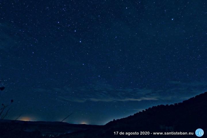 Mirada nocturna hacia la Canaleja