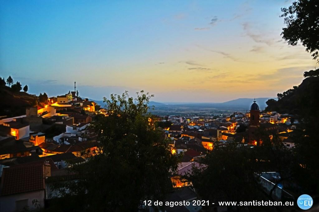 Amanecer en Santisteban III