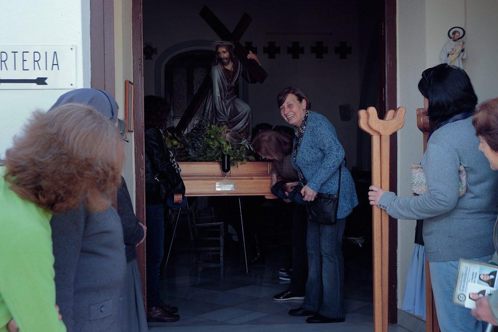 Bajada del Cristo del Caído 2017