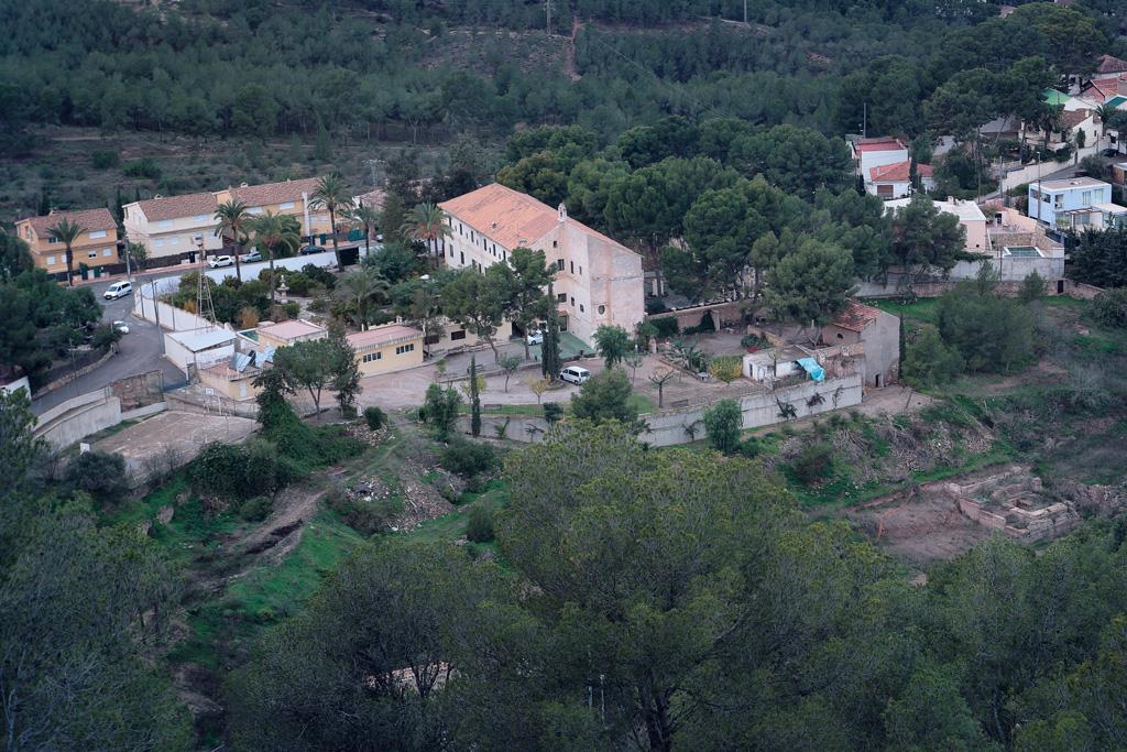 Santa Catalina del Monte en Santo Ángel