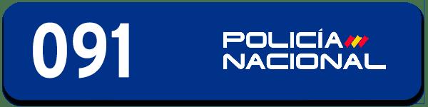Policía Nacional 091