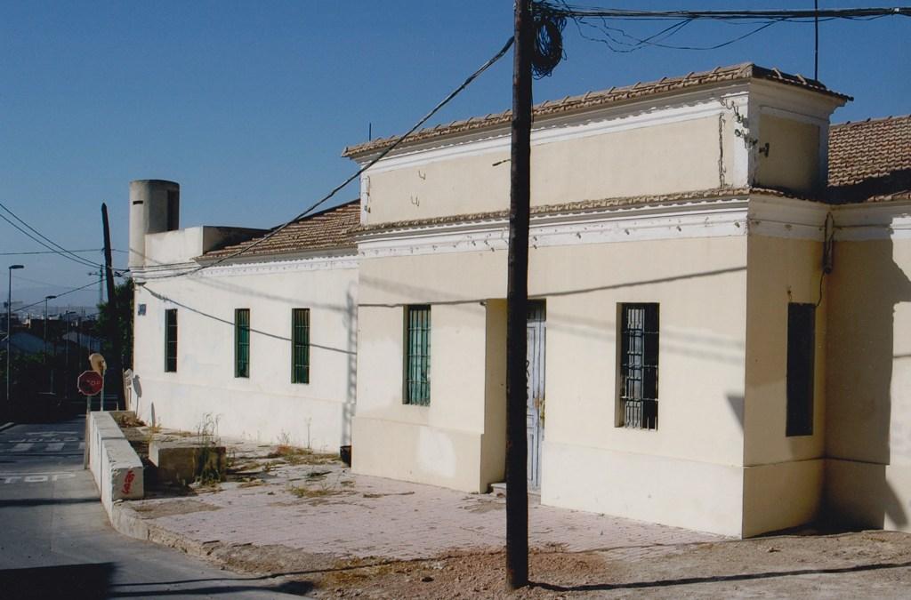 El cuartel de la Guardia Civil