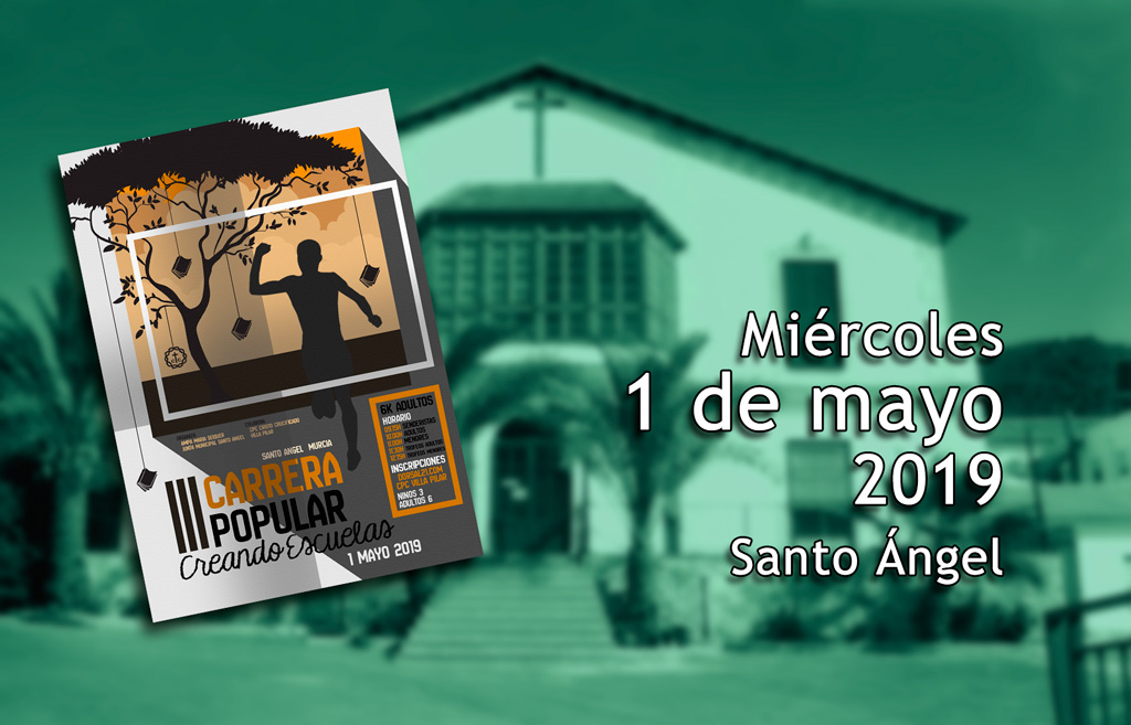 Carrera Popular Santo Ángel 2019