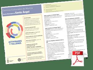 Programa Santo Angel Actividades 2019-2020