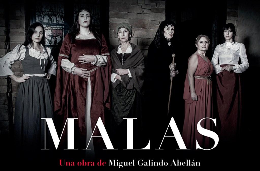 Teatro Malas de Miguel Galindo Abellan