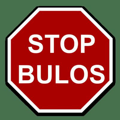 Logo Stop Bulos