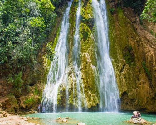 Santo Domingo to Samana El Limon Waterfall