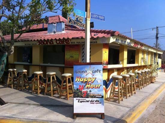 Santo Doming Bayahibe Saona Cafe