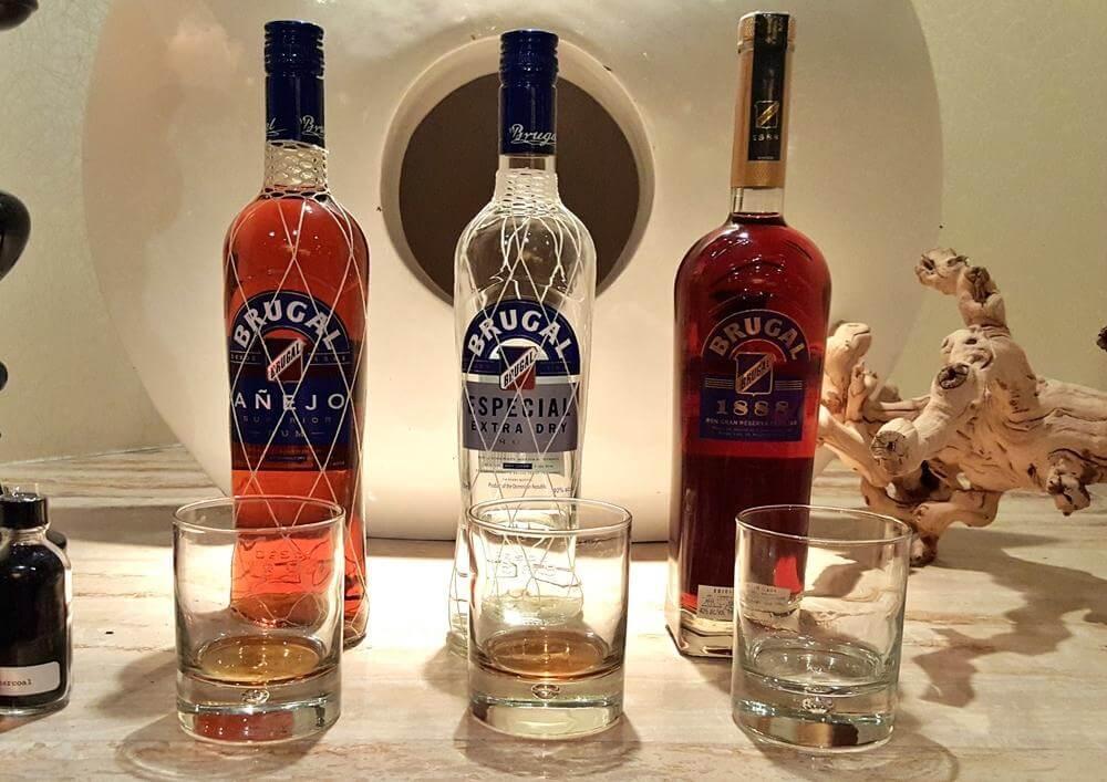 Souvenirs Dominican Republic Rum