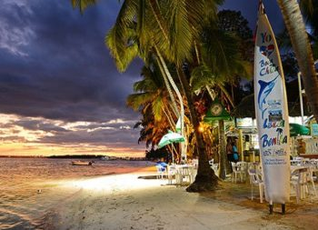 boca chica Beach restaurant