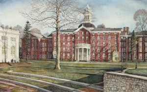 Kutztown University by Santoleri