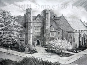 West Chester University Santoleri