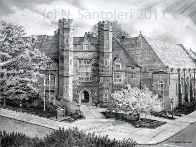 West Chester University Santoleri