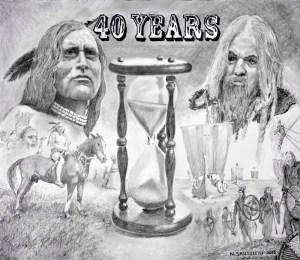 """""""40 Years"""" by Nick Santoleri"""