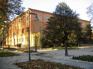 facciata scuola
