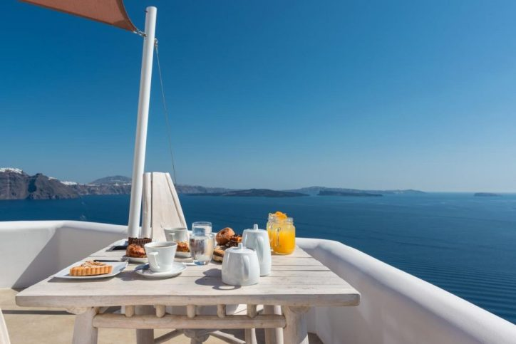 Andronis hotel luxe Santorin 2