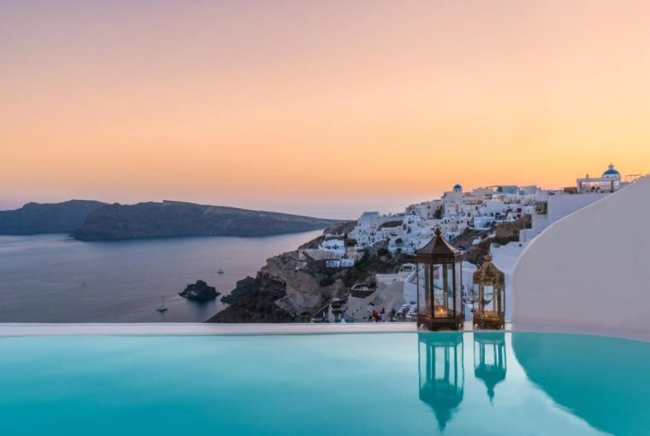 Andronis hotel luxe Santorin 3