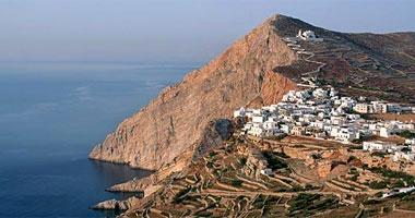 Folegandros Island Santorini Neighbouring Islands Santorini Island Greece