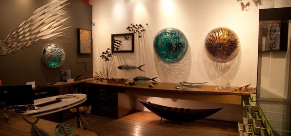 Mati Art Gallery Santorini Island Travelers Information