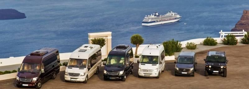 Santorini Private Transfers (Taxi)