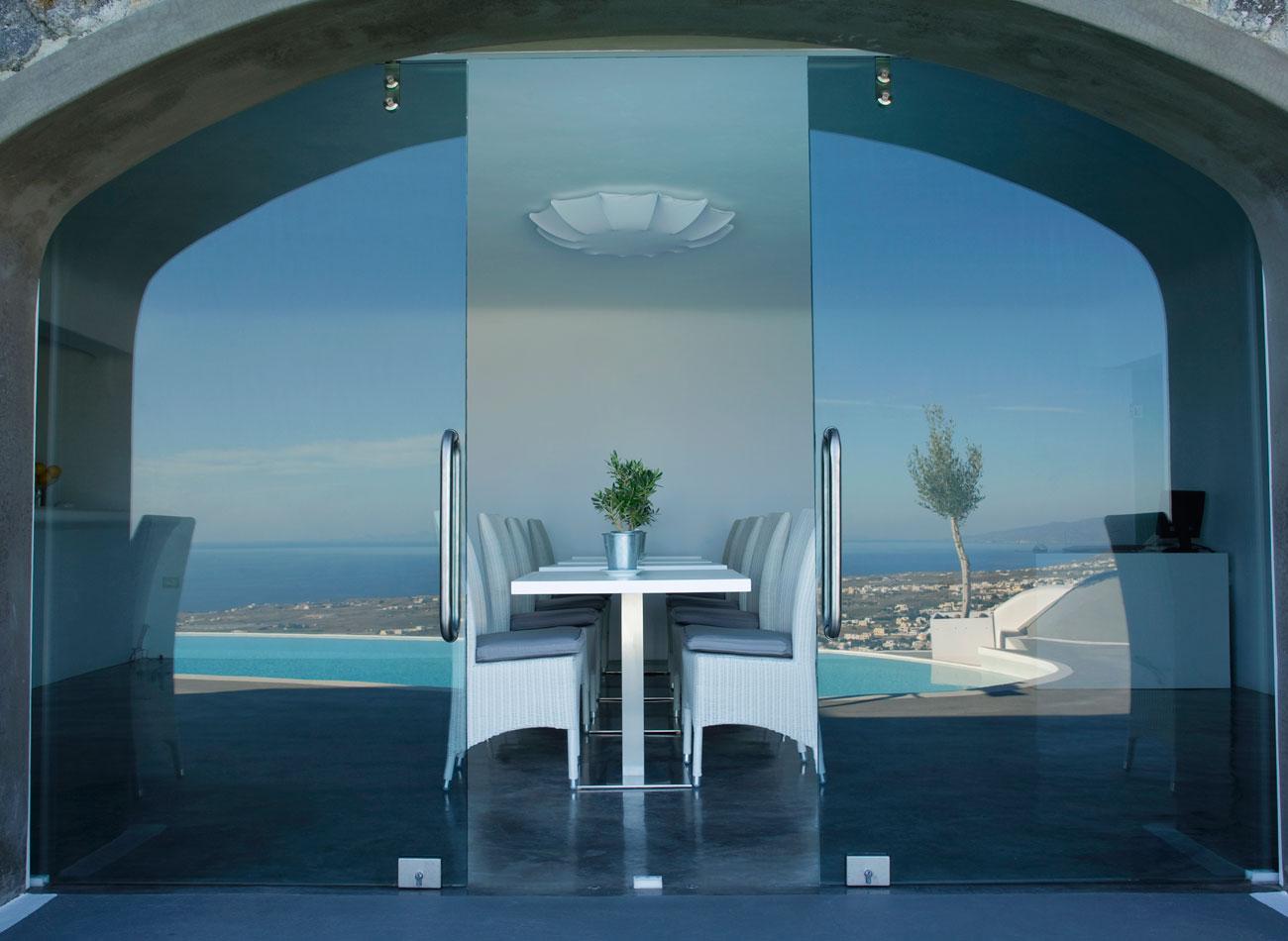 Carpe Diem Hotel Santorini 5 Star Luxury Hotel in