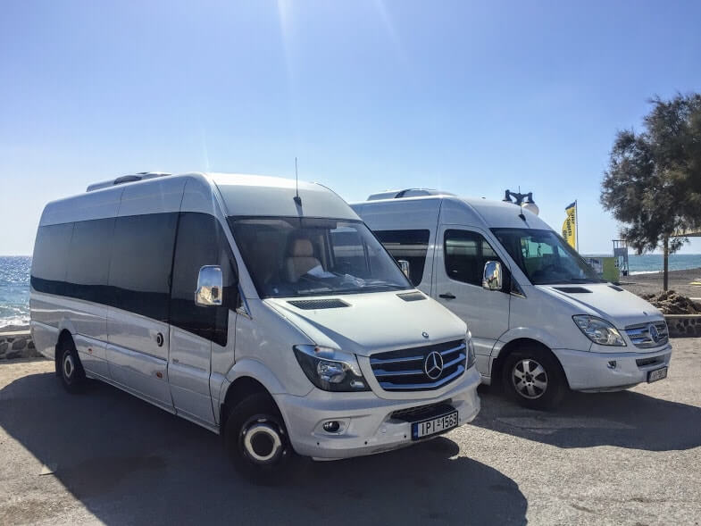 Santorini Shared Transfers