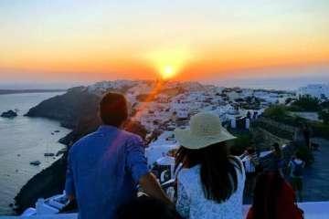 Northern Santorini Half Day Tour