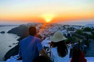 Northern Santorini Half Day Tour
