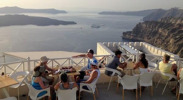 Santorini Wine Tours & Wine Events
