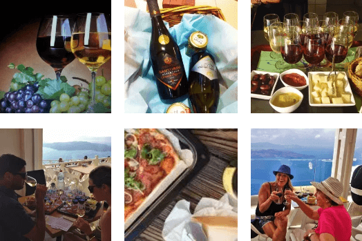 Santorini Wine Tasting Tours, Winery Tours, Events, Food Tours