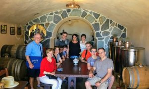 Small Group Santorini Wine Tasting Tour
